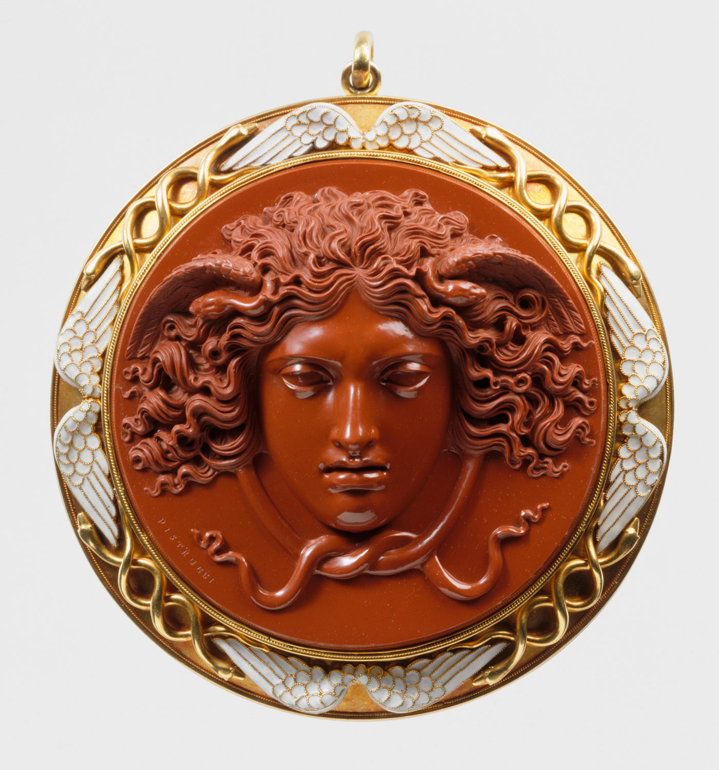 essays on perseus with the head of medusa