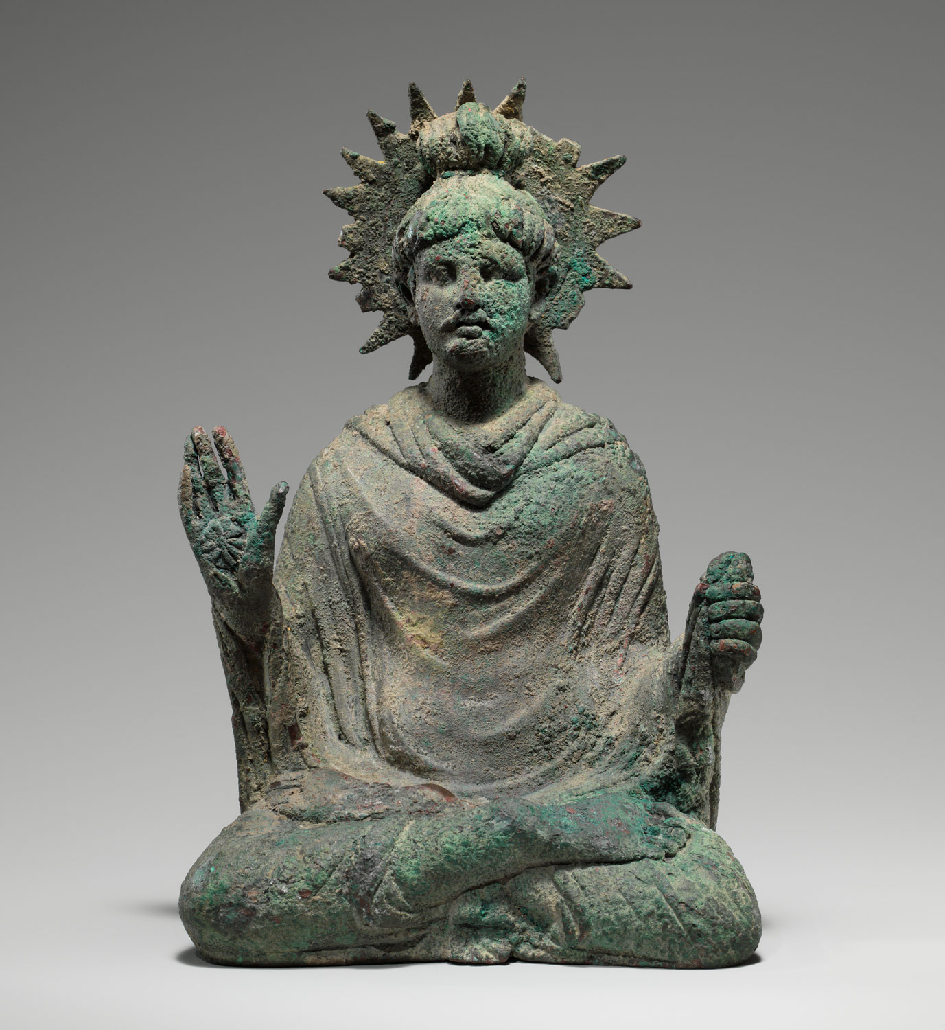 gandhara essay heilbrunn timeline of art history the seated buddha