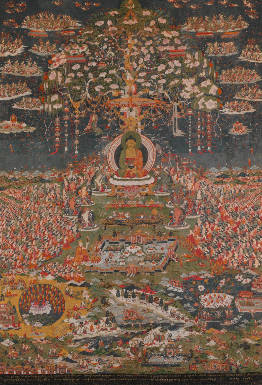 Cosmic Buddhas in the Himalayas | Essay | Heilbrunn Timeline