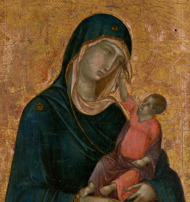 Madonna and Child | Duccio di Buoninsegna | 2004.442 ...