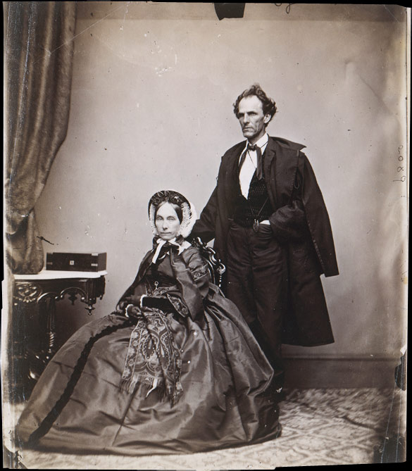Senator and Mrs. James Henry Lane