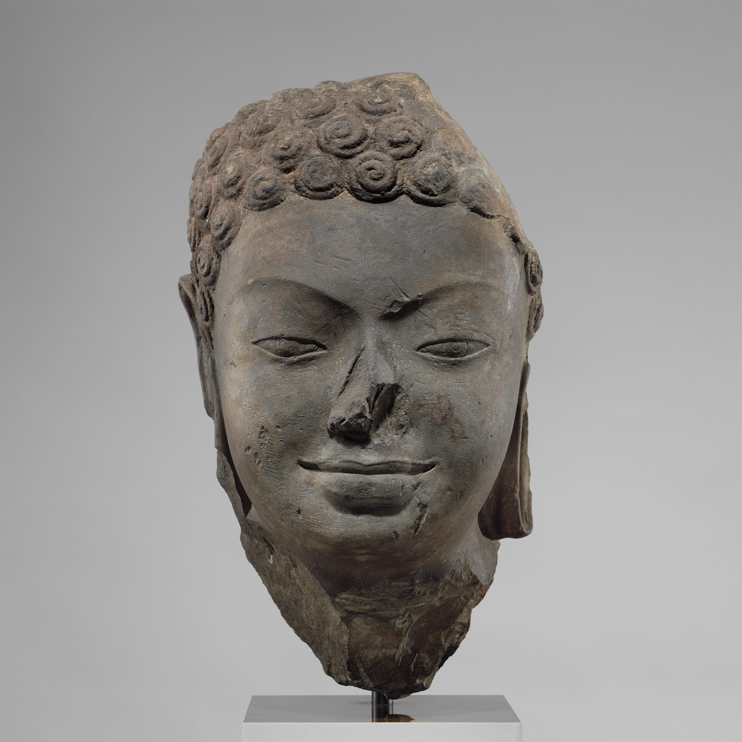 Head of Buddha