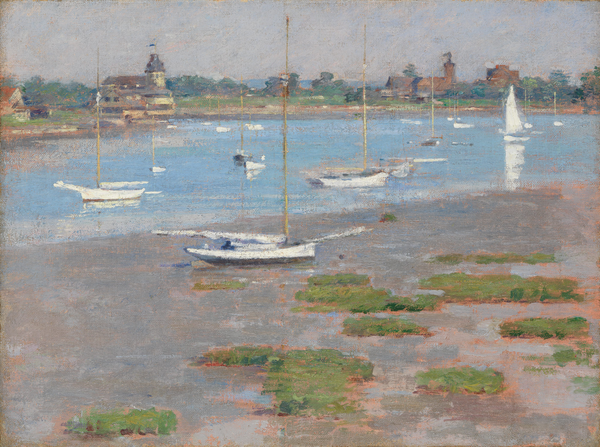 american impressionism essay heilbrunn timeline of art history the room middot low tide riverside yacht club