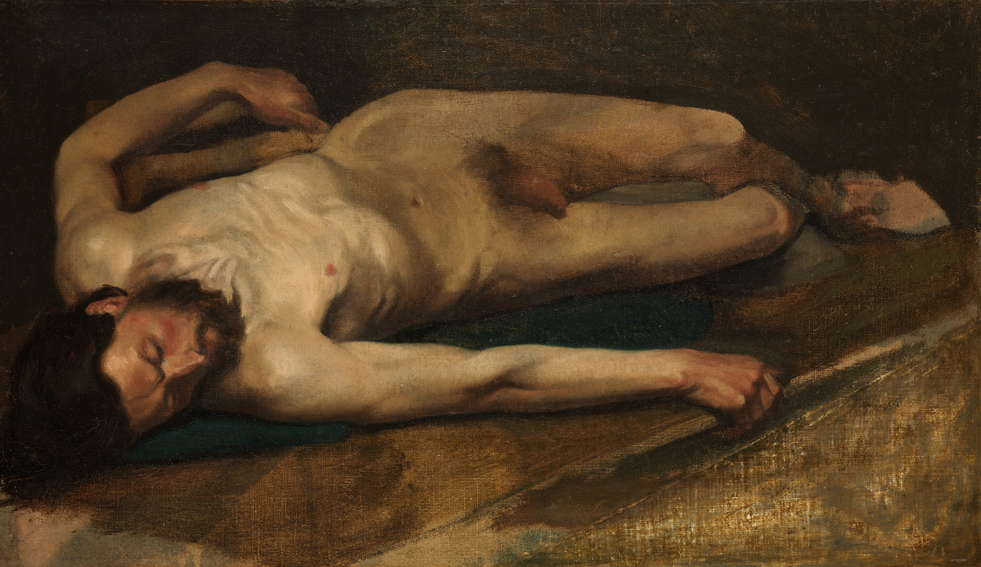 Who are some good american artist/painter and their paintings to write an essay about?
