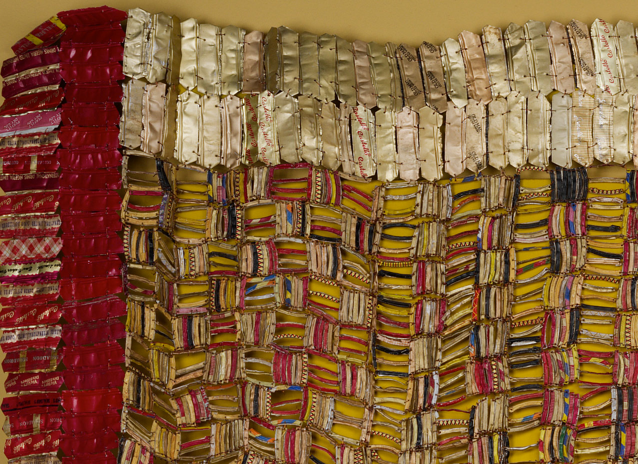 between earth and heaven el anatsui 200796 work of