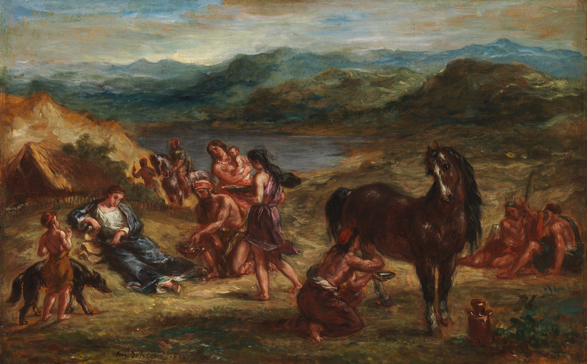 Ovid among the Scythians