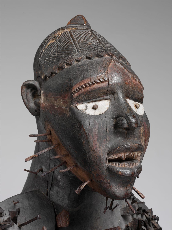 Power Figure Nkisi N Kondi Mangaaka Work Of Art