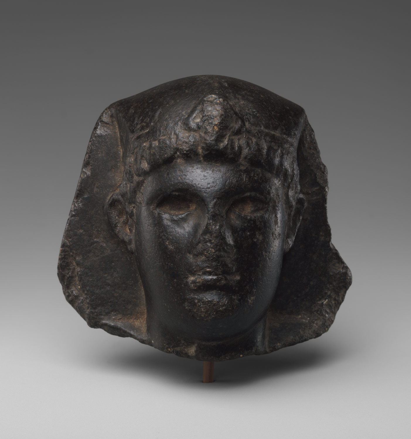 in the ptolemaic period essay heilbrunn timeline of art kings head ian headdress but greek hair and features