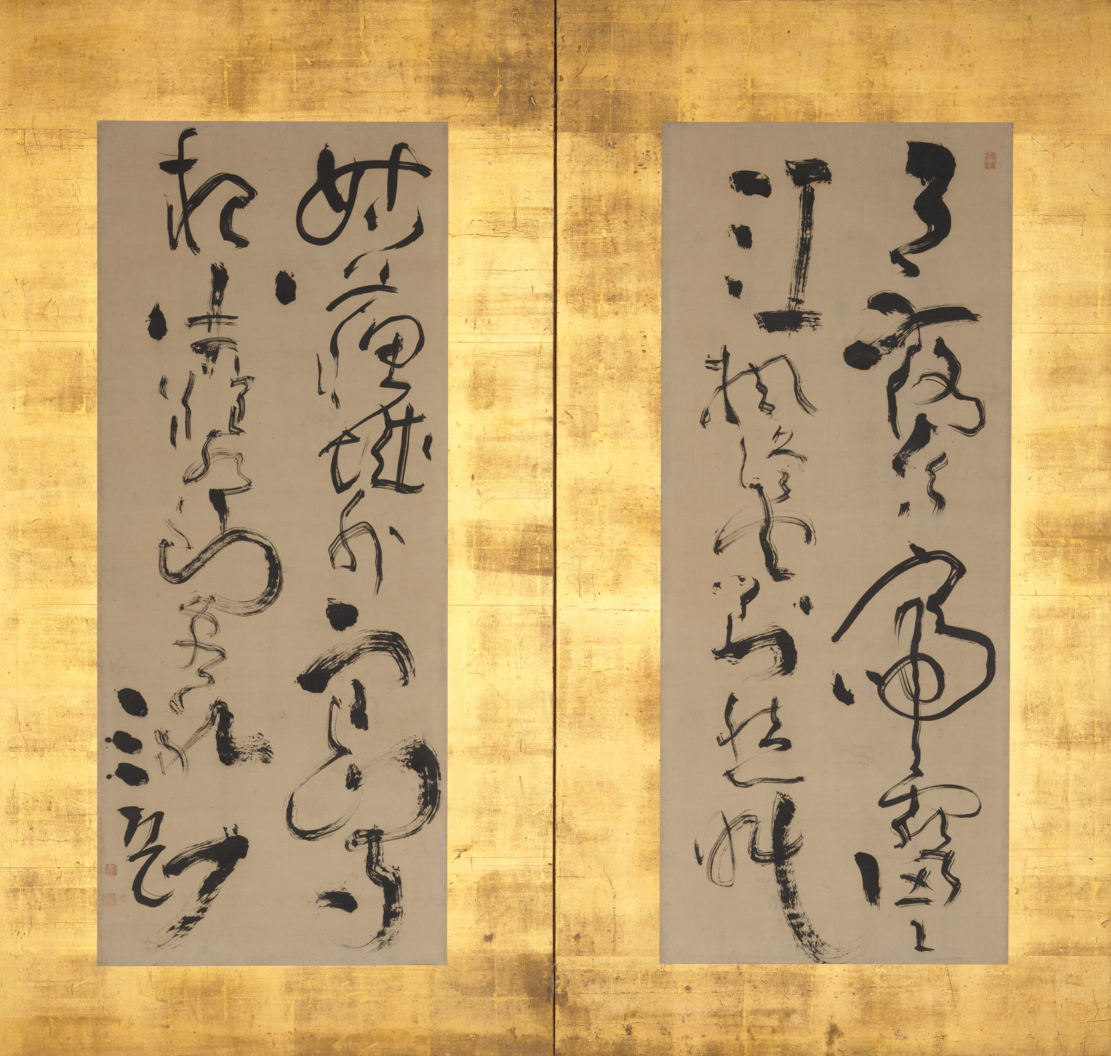 Calligraphy Of A Tangdynasty Poem Maple Bridge Night Mooring  Calligraphy Of A Tangdynasty Poem Maple Bridge Night Mooring