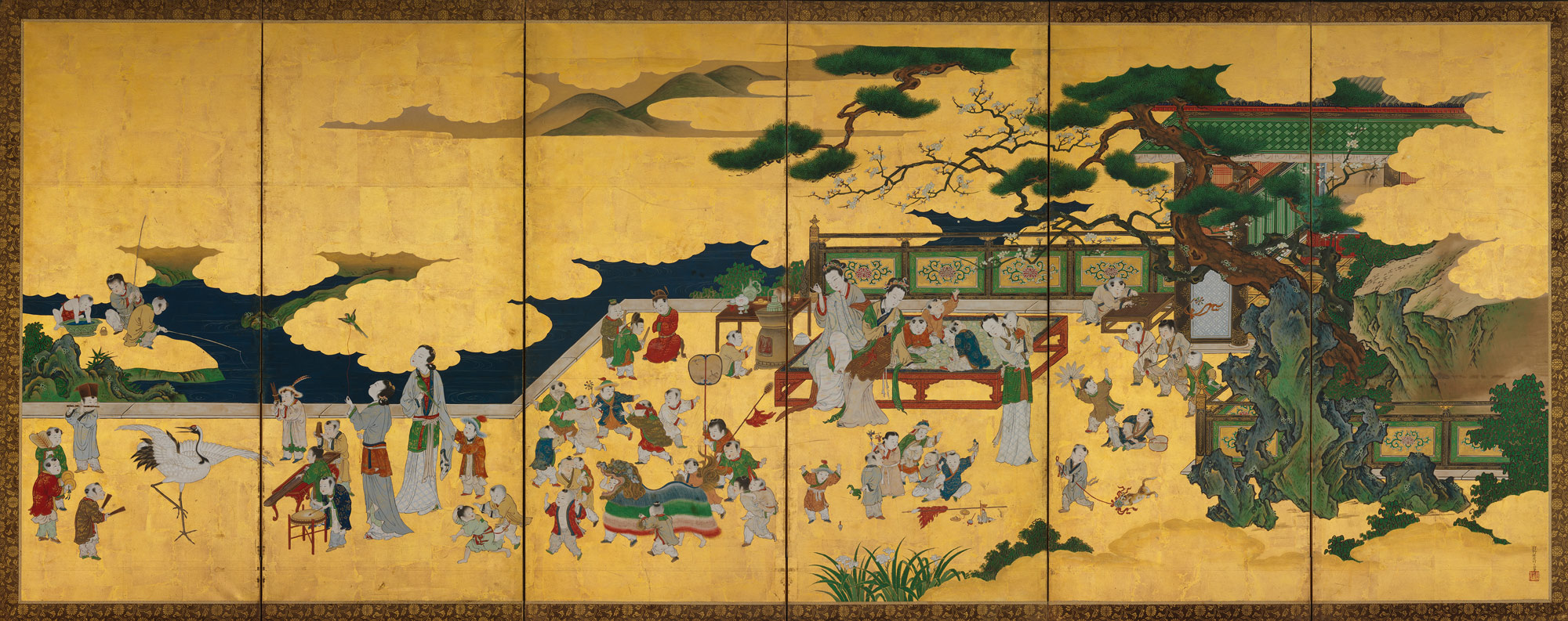 Art Of The Edo Period 1615 1868