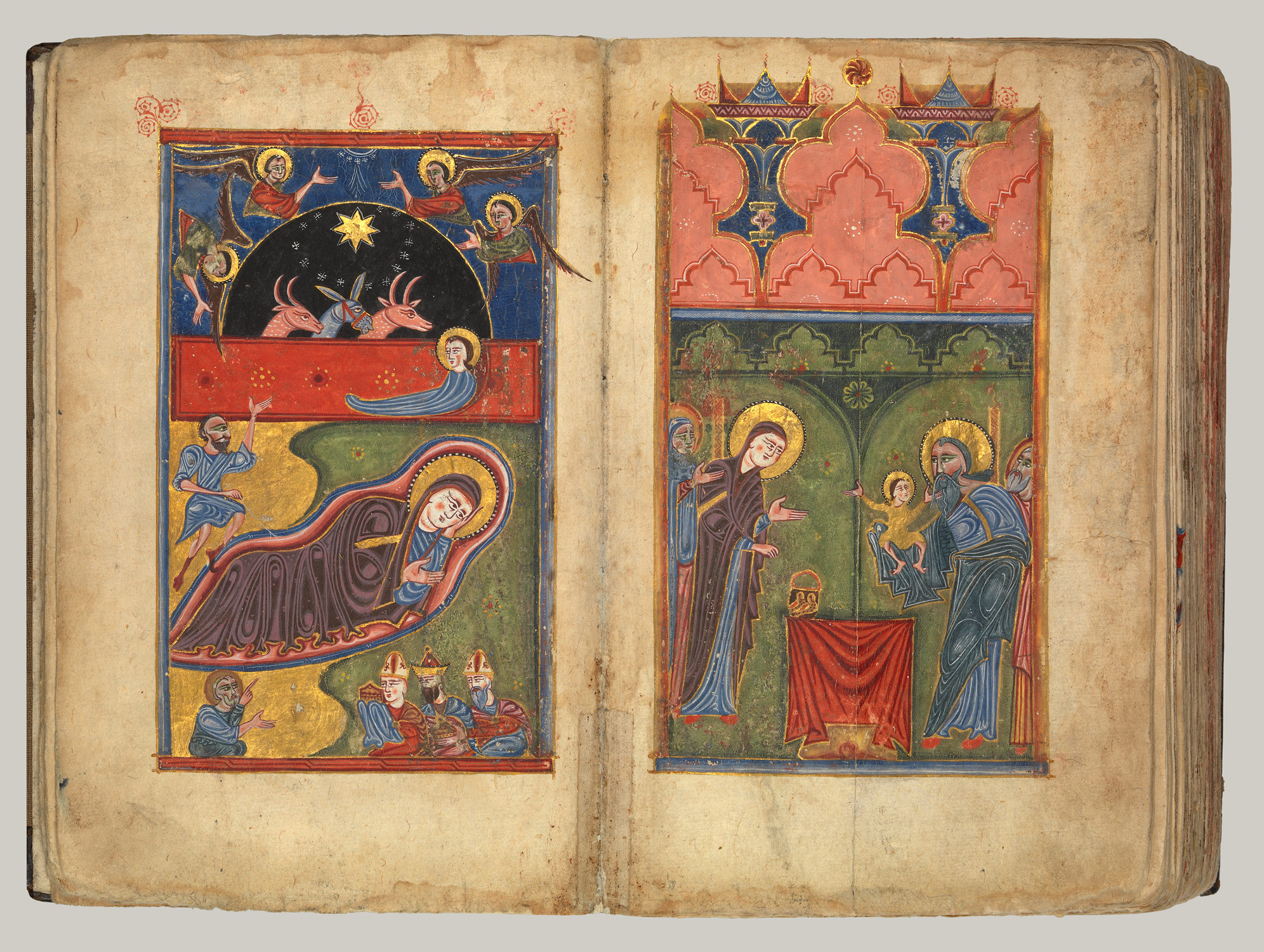 the art of the book in the middle ages