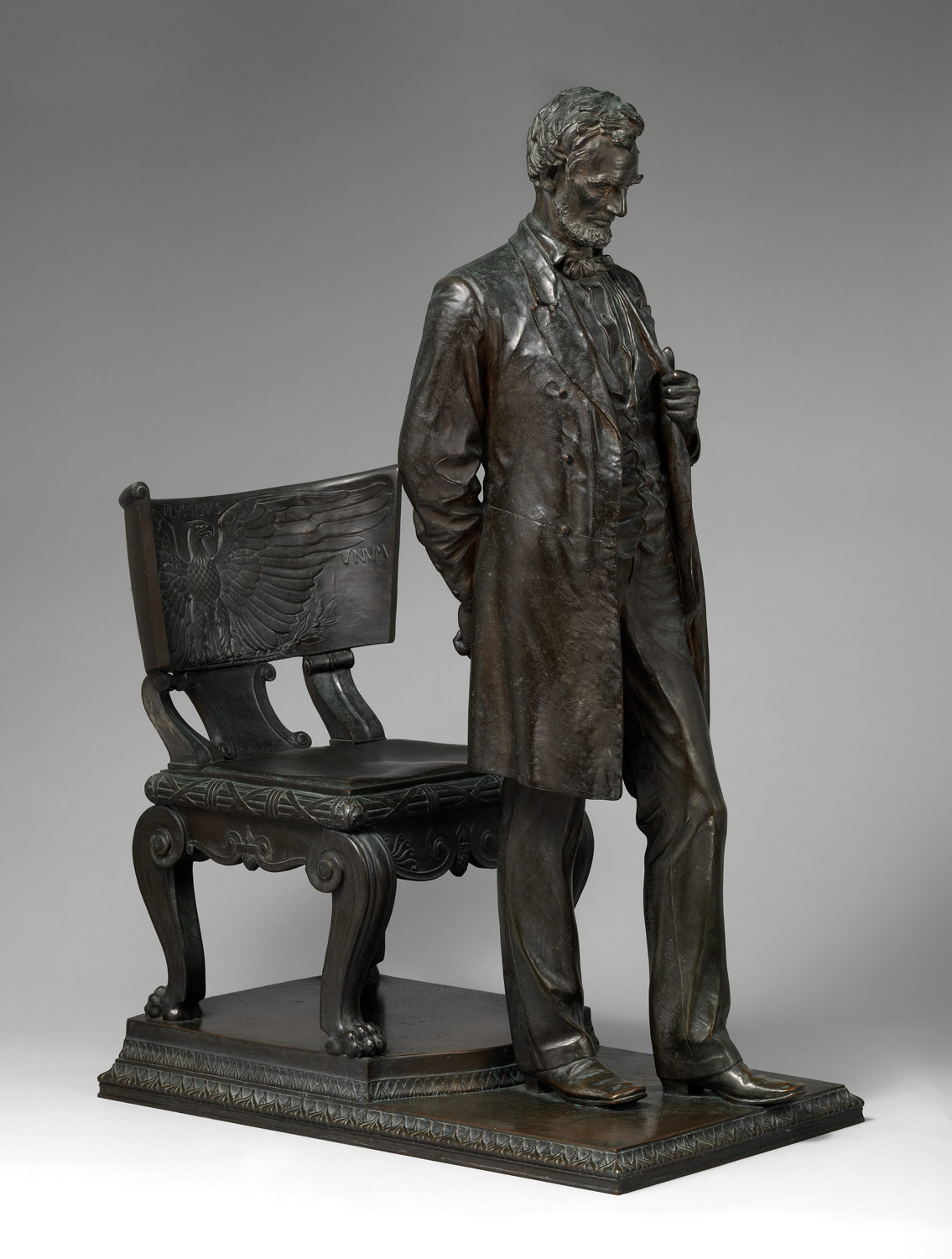 Abraham Lincoln: The Man (Standing Lincoln)