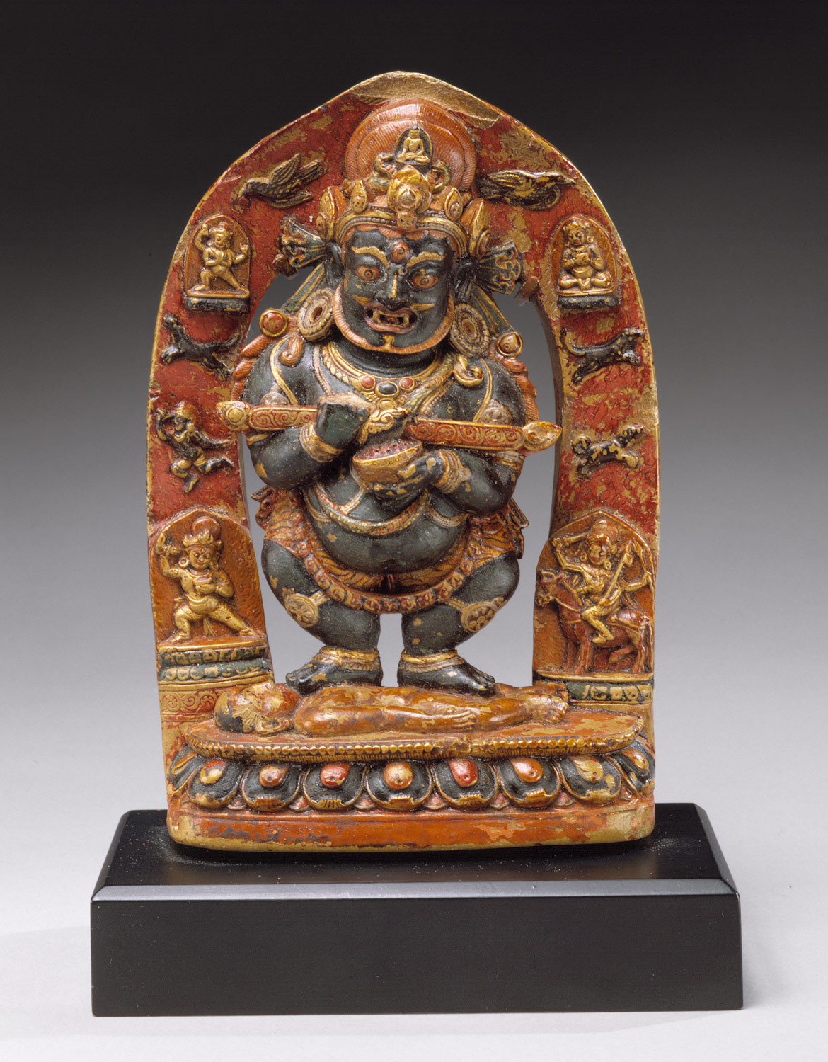 Mahakala Panjaranatha (Protector of the Tent)