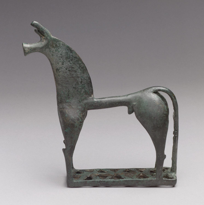 geometric art in ancient essay heilbrunn timeline of terracotta krater terracotta krater acircmiddot bronze horse