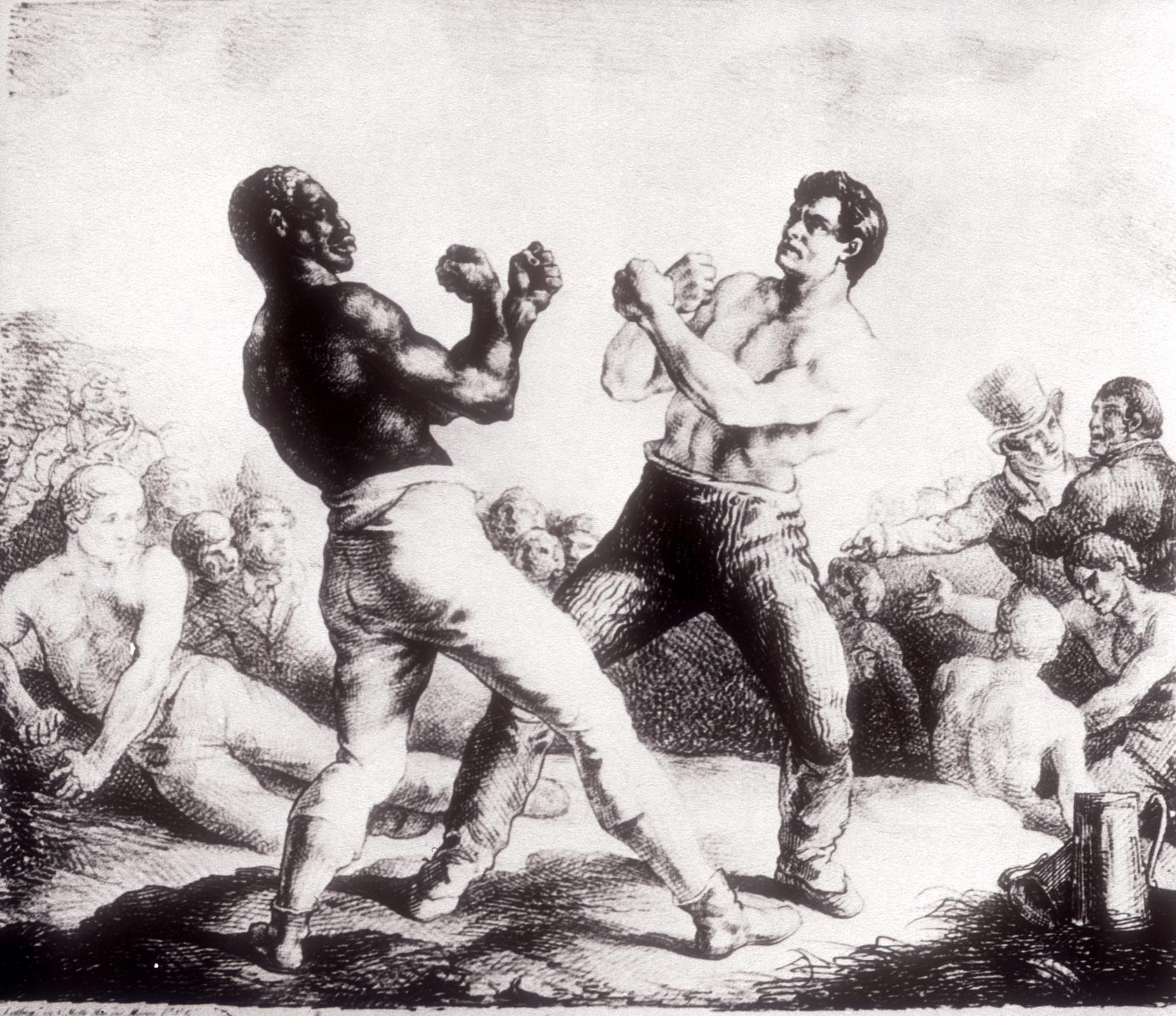 r ticism essay heilbrunn timeline of art history the boxers