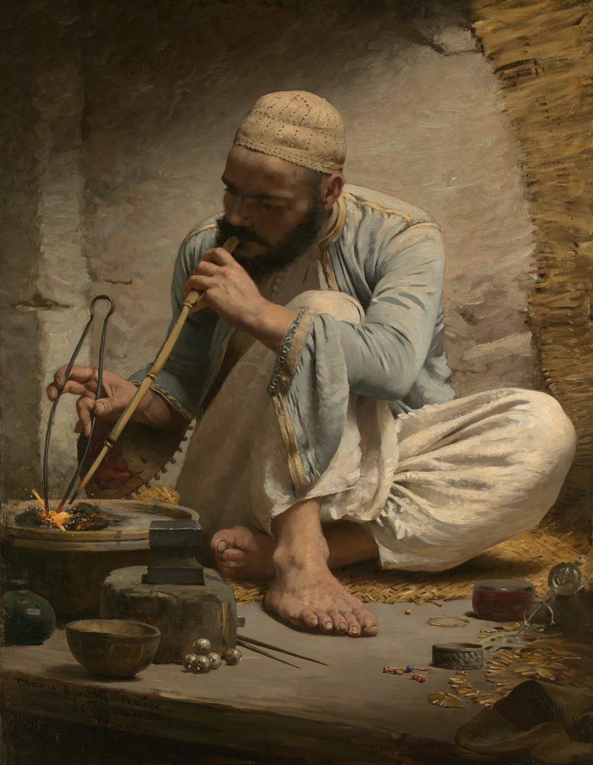 The Arab Jeweler