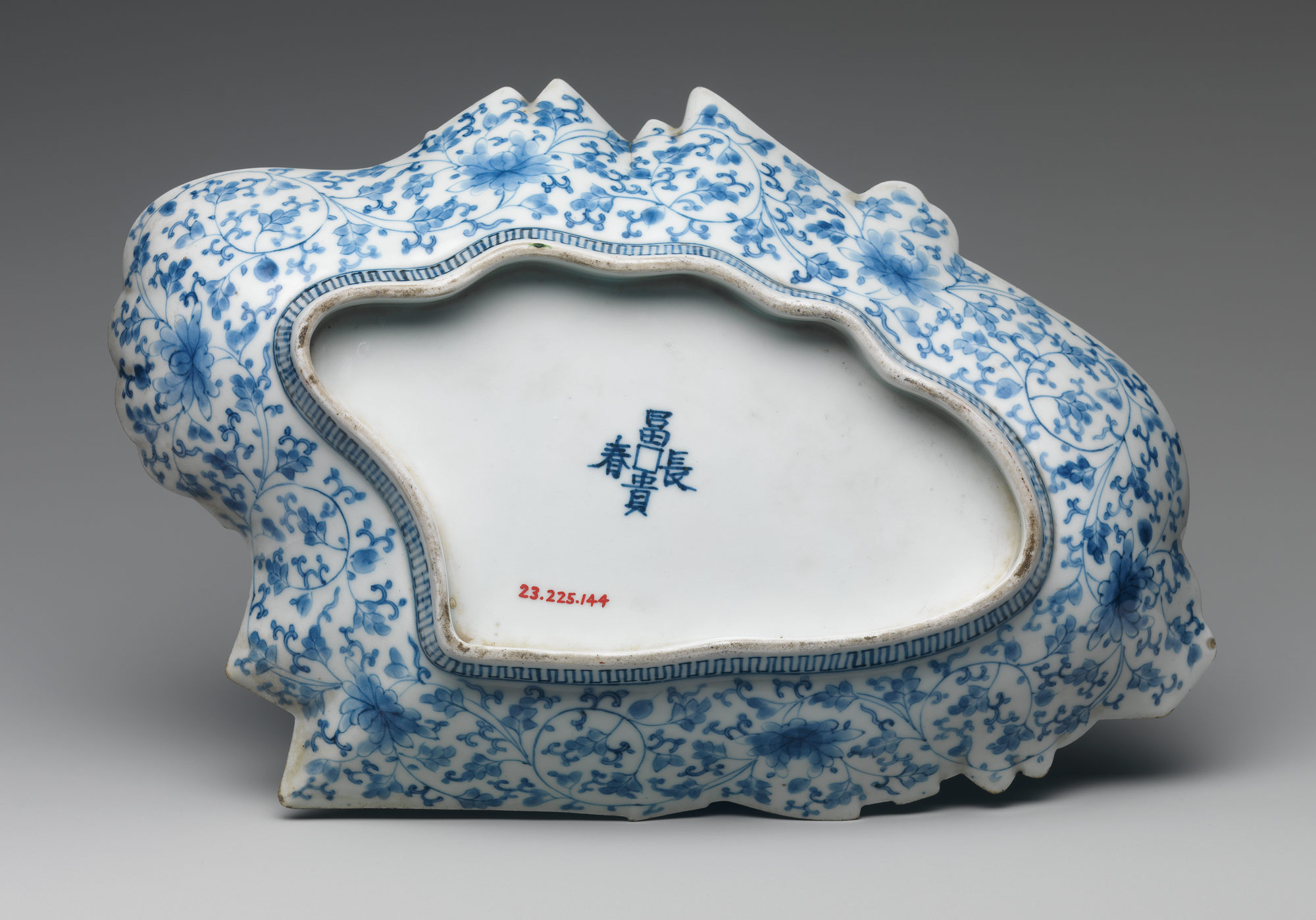 Dish in the Shape of a Princess