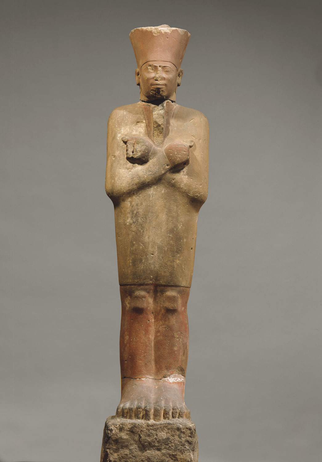 Statue of Nebhepetre Mentuhotep II in the Jubilee Garment