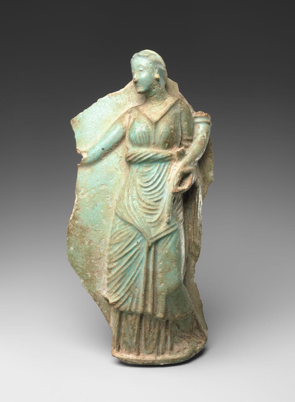 fragment of a vase depicting berenike ii work of art heilbrunn fragment of a vase depicting berenike ii