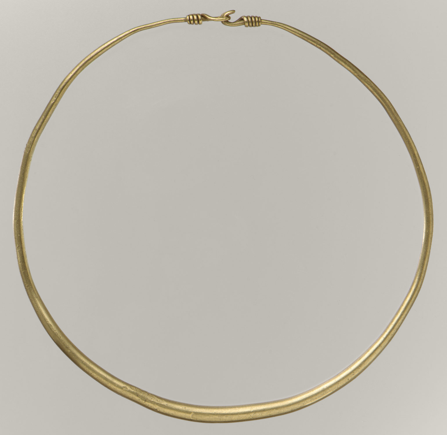 Gold Neck Ring