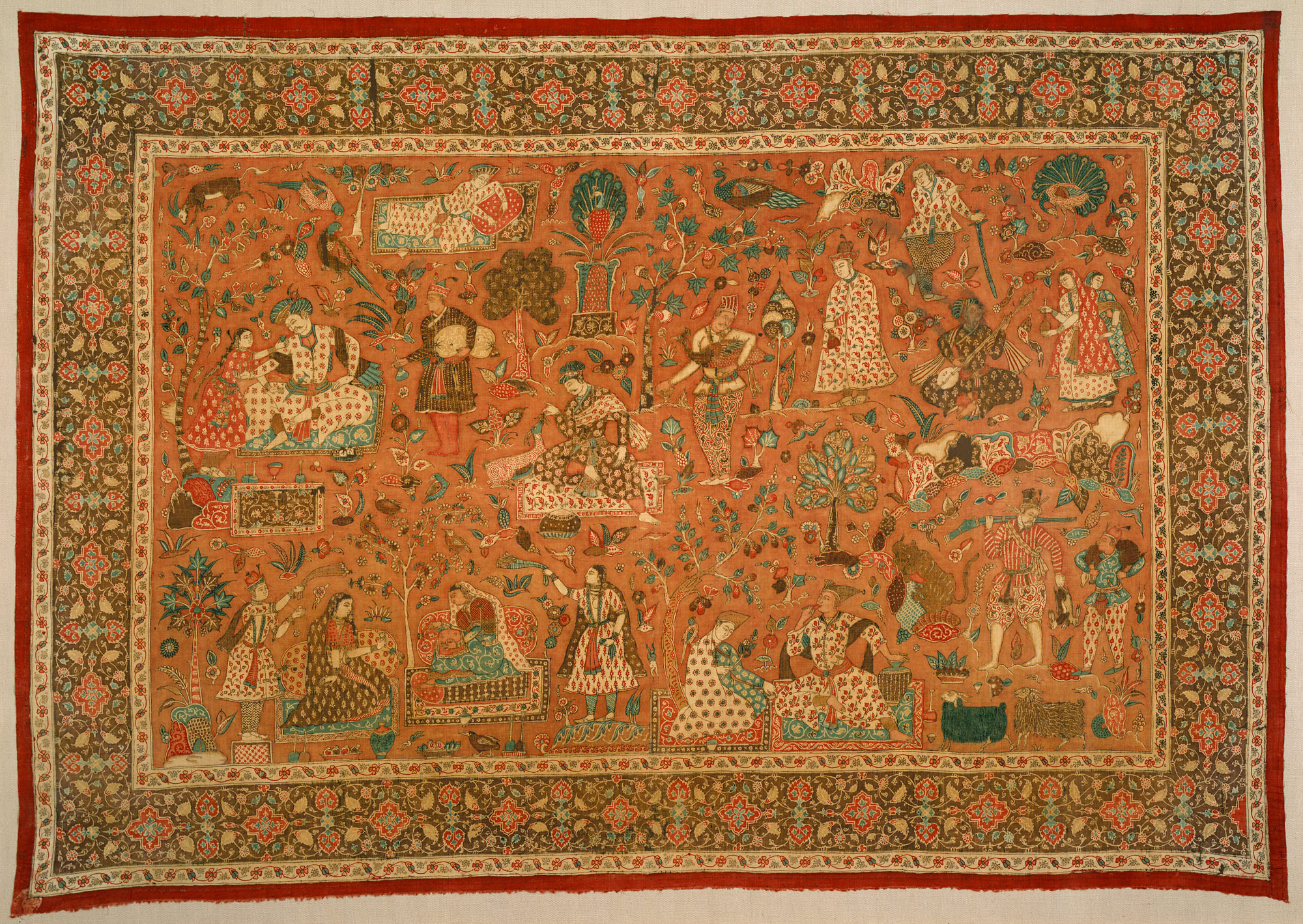 Indian Textiles Trade And Production Essay Heilbrunn