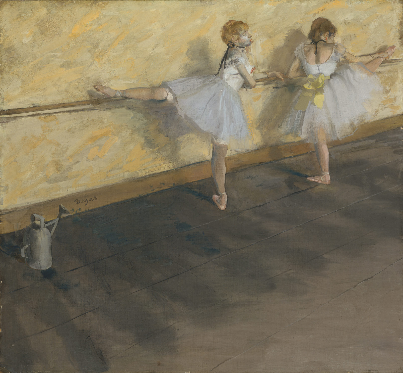 the ballet essay heilbrunn timeline of art history the dancers practicing at the bar