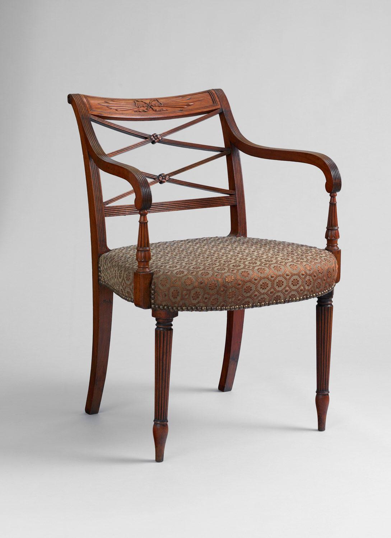 Ancient roman furniture chairs -  Armchair Armchair