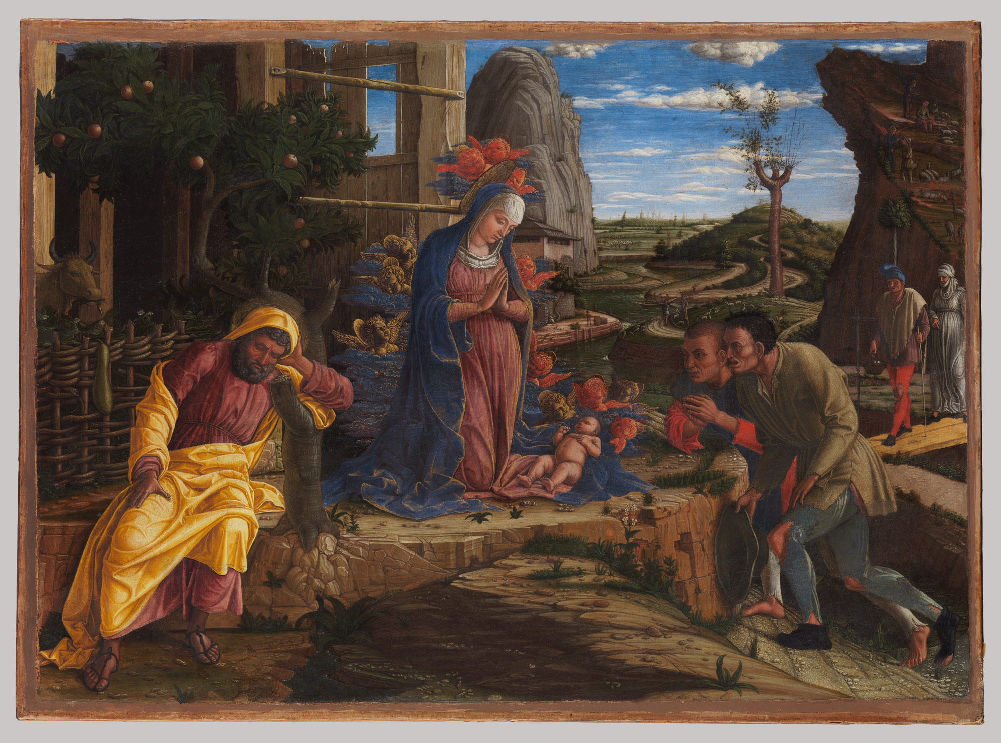 Painting the Life of Christ in Medieval and Renaissance Italy ...
