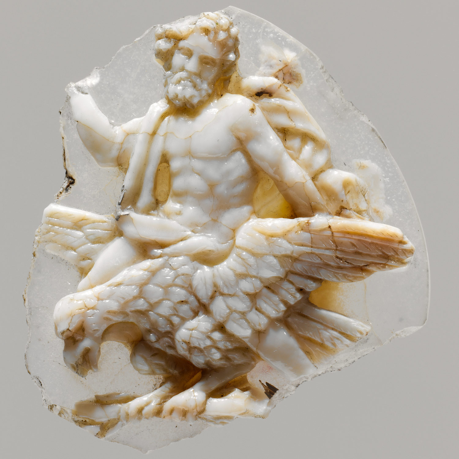 luxury arts of rome essay heilbrunn timeline of art history sardonyx cameo fragment jupiter astride an eagle