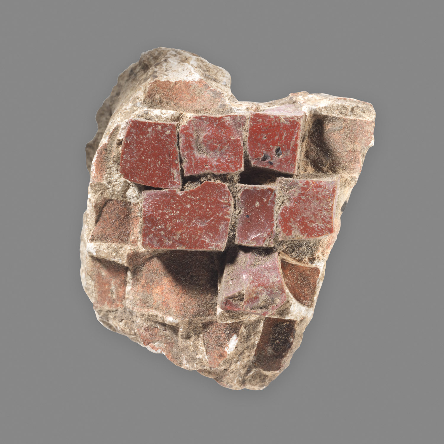 Mosaic fragments