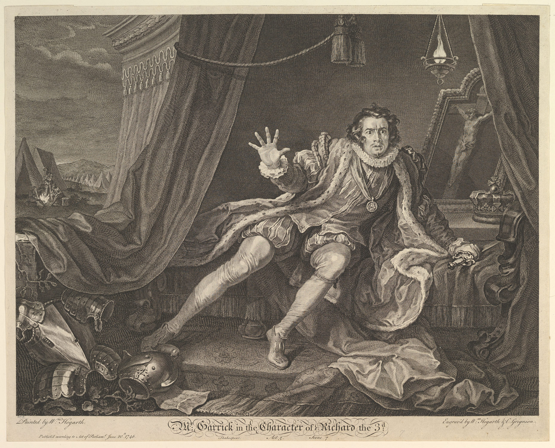 richard iii character essays Richard is shakespeare's first villain-hero self-acclaimed as one who will outdo machiavel, he possesses all of the traits of that elizabethan stage villain richard, duke of gloucester, afterward richard iii.