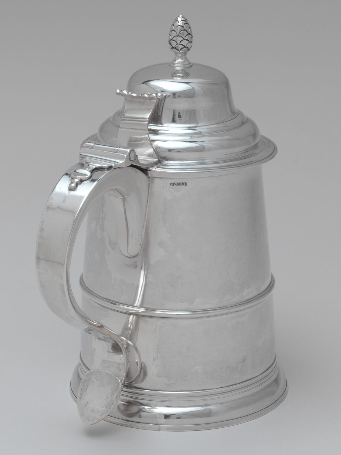 tankard paul revere work of art heilbrunn tankard