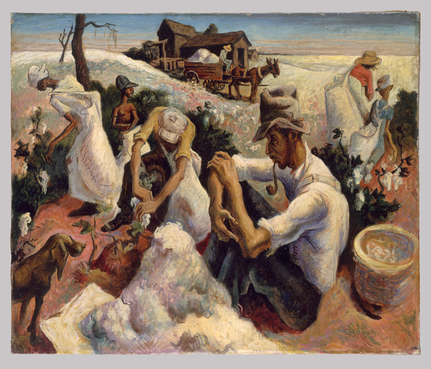 Cotton Pickers, Georgia