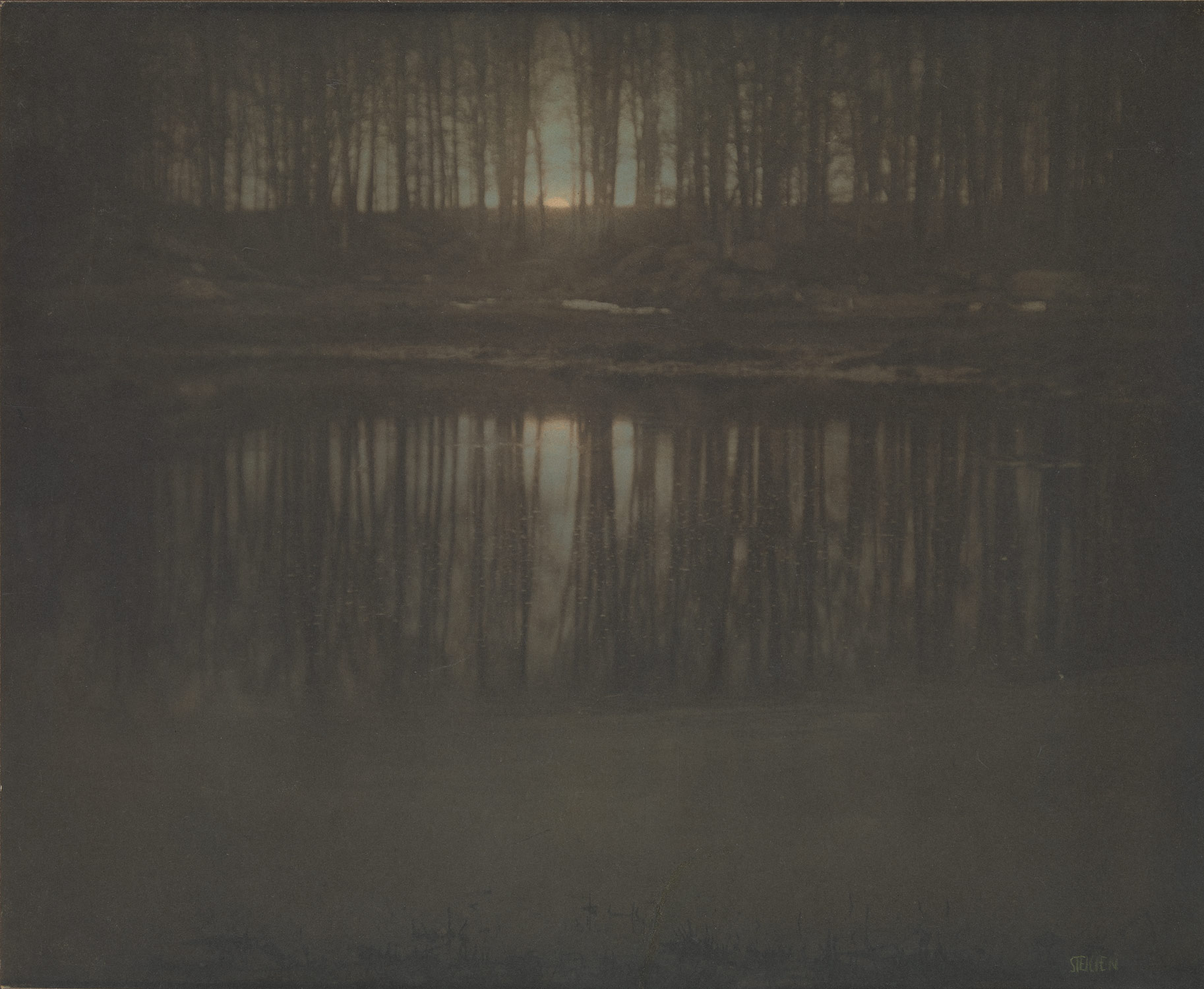 The Pond—Moonrise