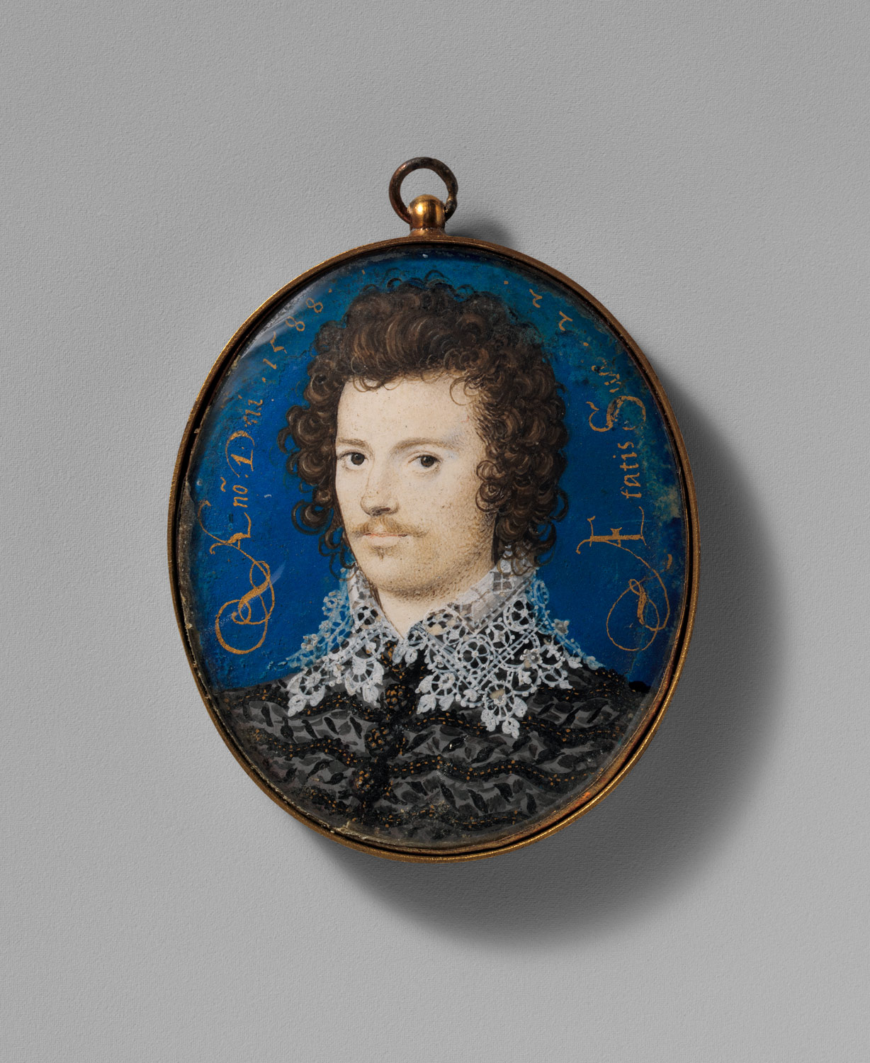 Portrait of a Young Man, Probably Robert Devereux (1566-1601), Second Earl of Essex