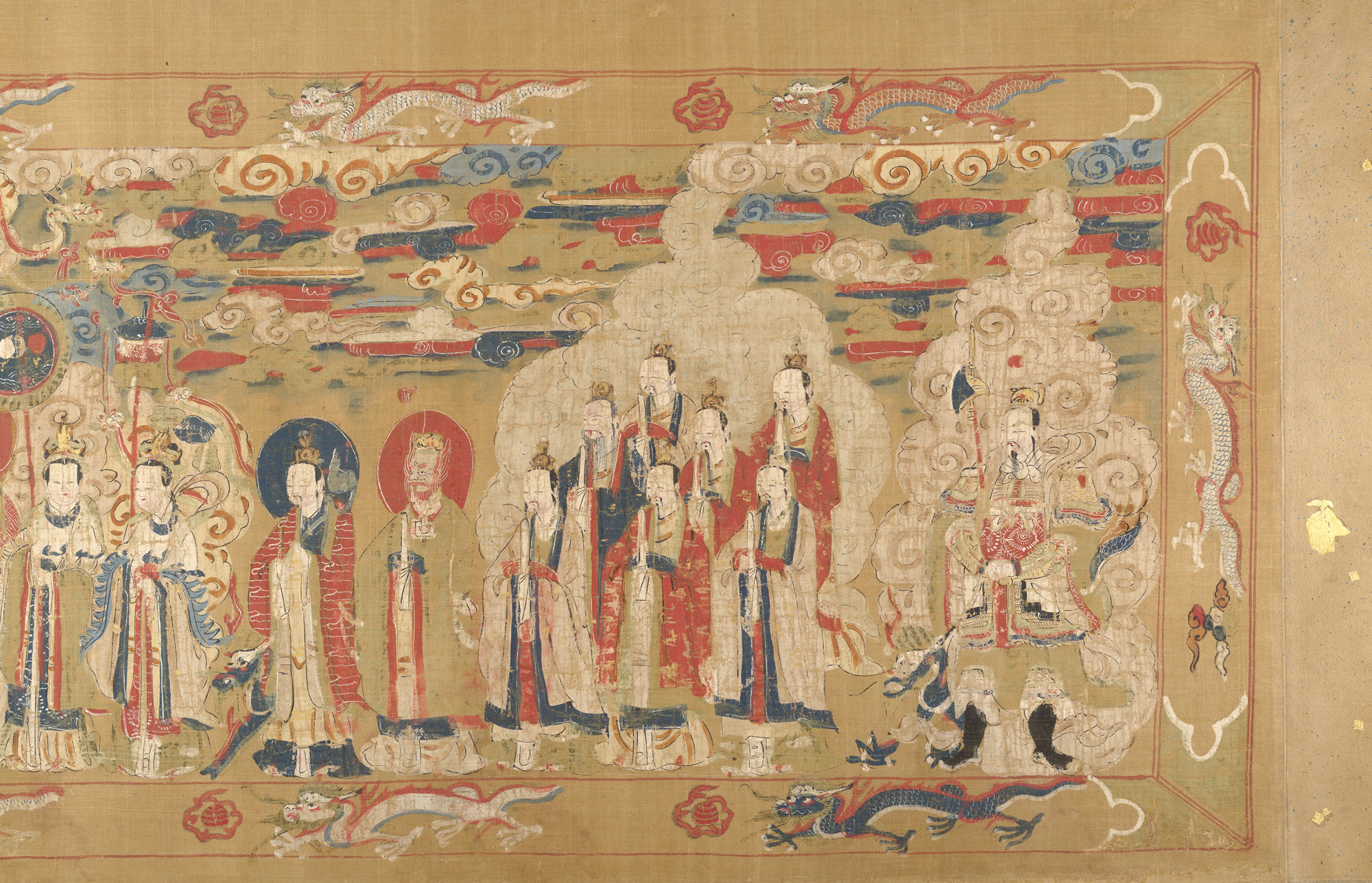 investiture of a daoist deity work of art heilbrunn timeline  investiture of a daoist deity