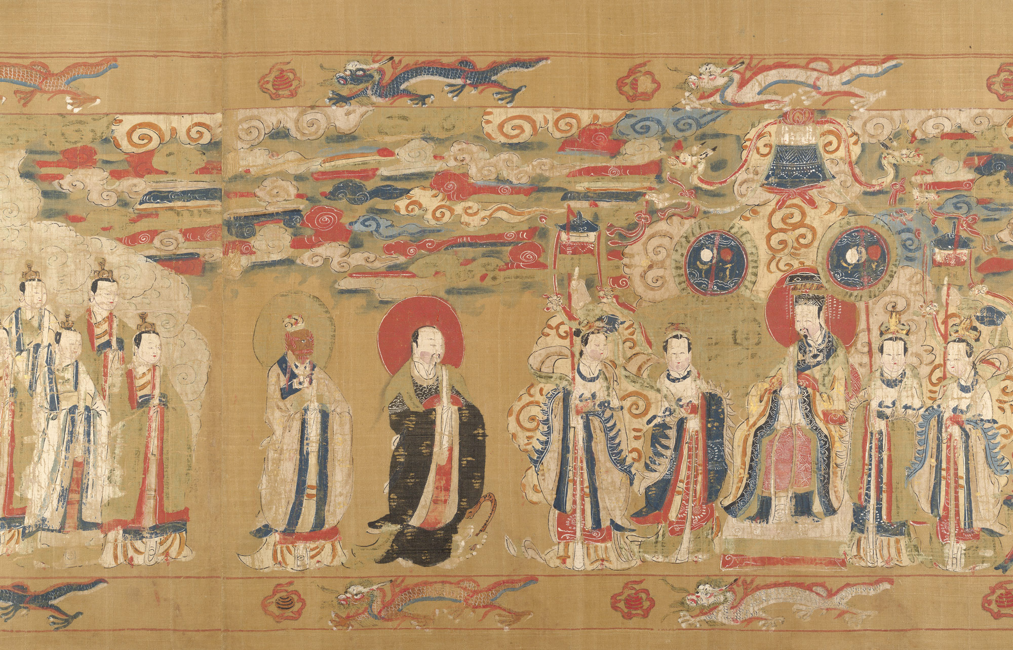 Investiture of a Daoist Deity