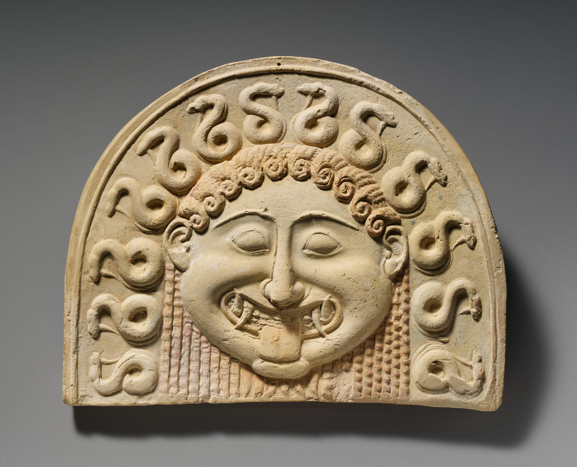 Medusa In Ancient Greek Art Essay Heilbrunn Timeline Of Art