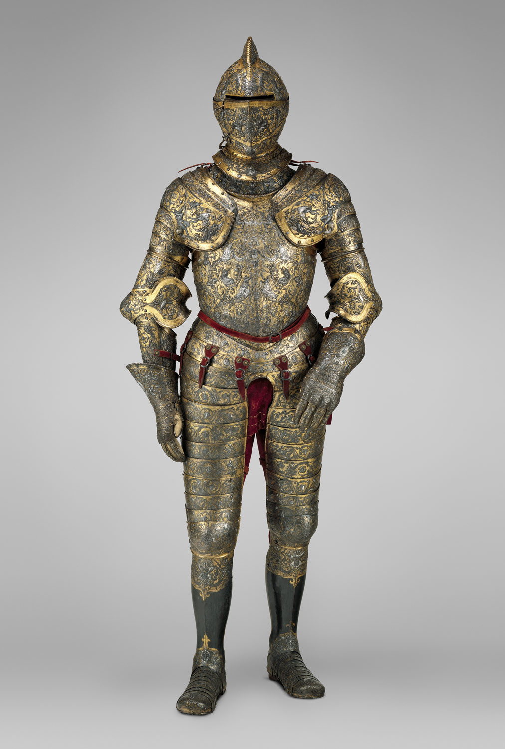 Armor for Henry II of France