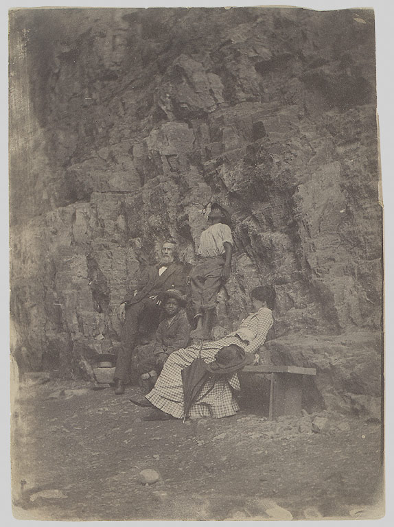 [William H. Macdowell and Margaret Eakins in Saltville, Virginia]