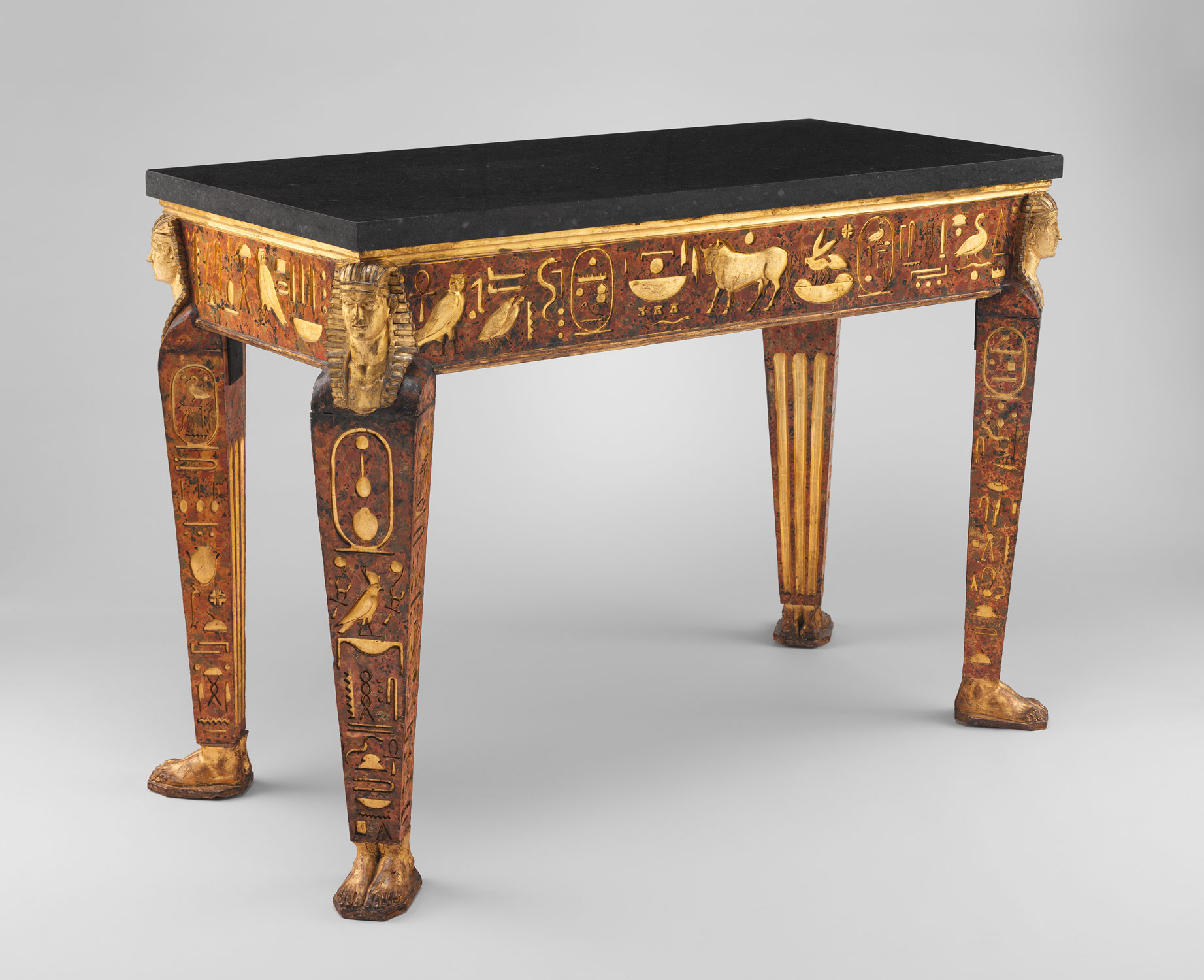furniture in style. table furniture in style