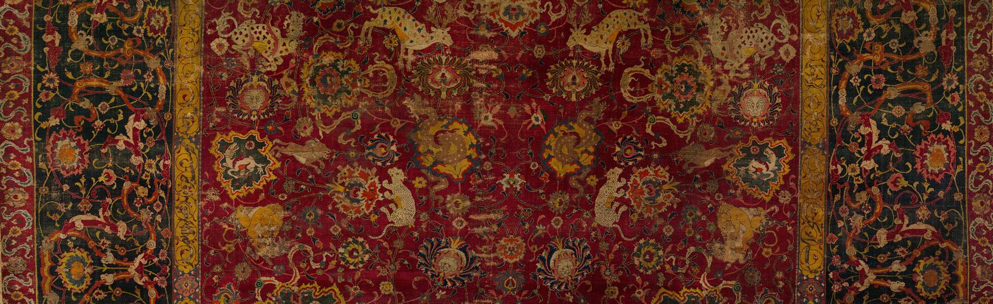 The Emperor S Carpet Work Of Art Heilbrunn Timeline Of