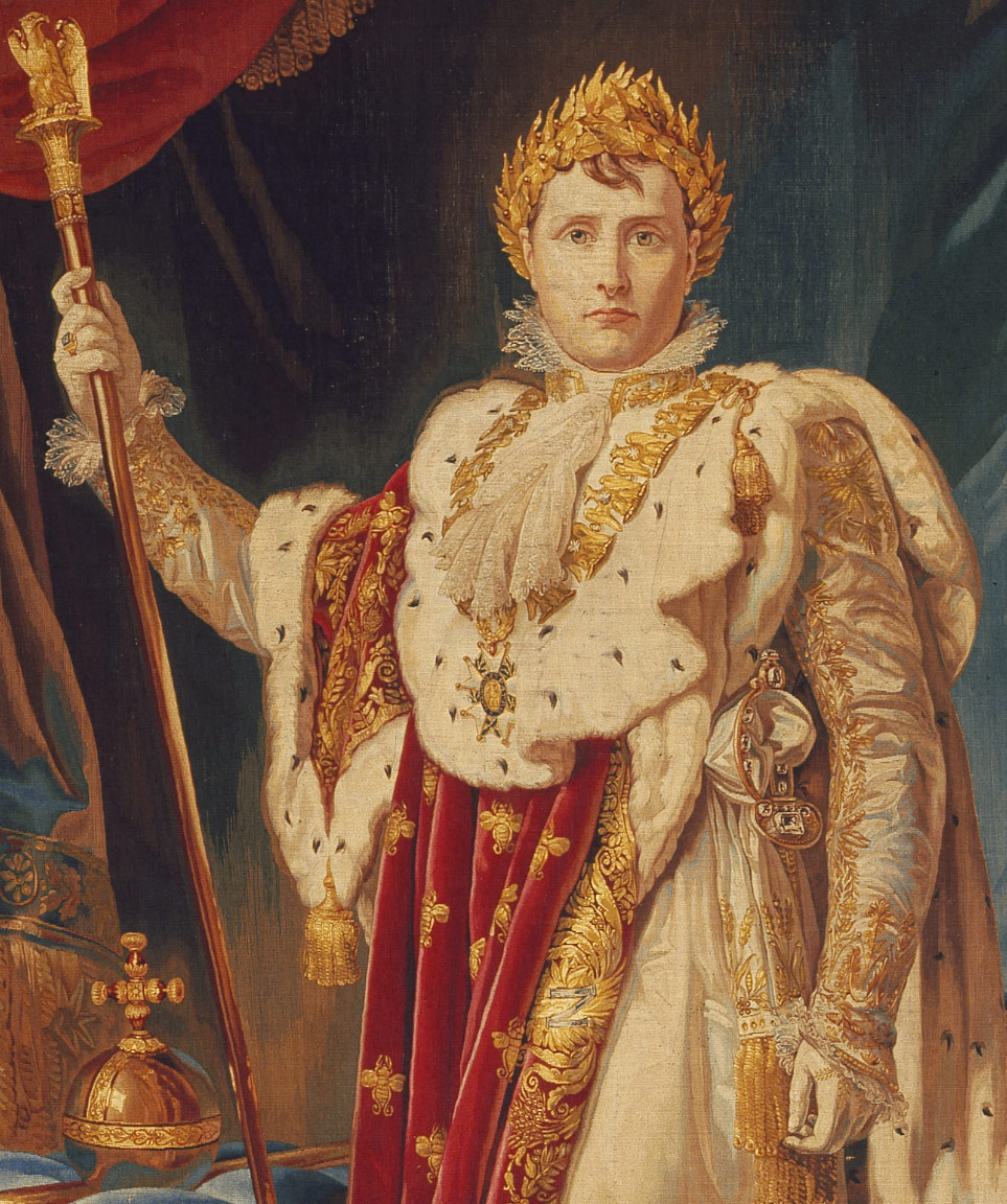 Portrait of Napoleon I