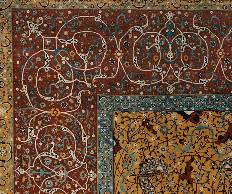 The Anhalt Medallion Carpet Work Of Art Heilbrunn