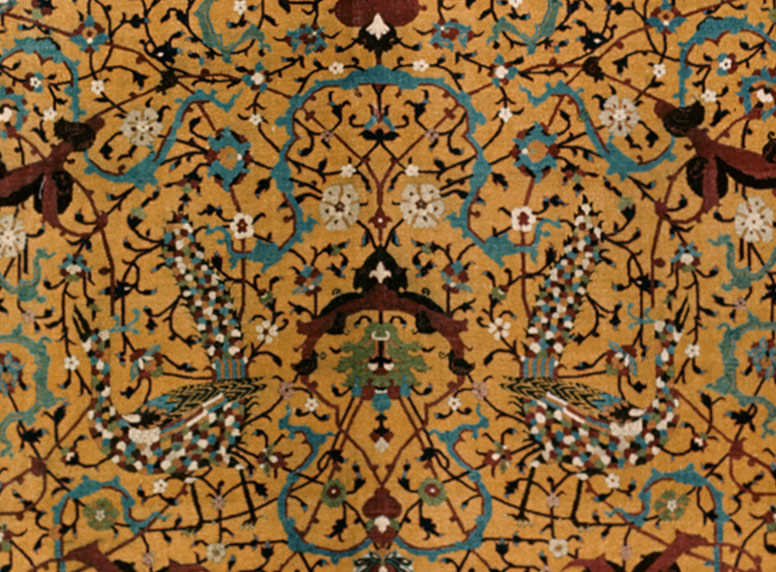 The Anhalt Medallion Carpet Work Of Art Heilbrunn