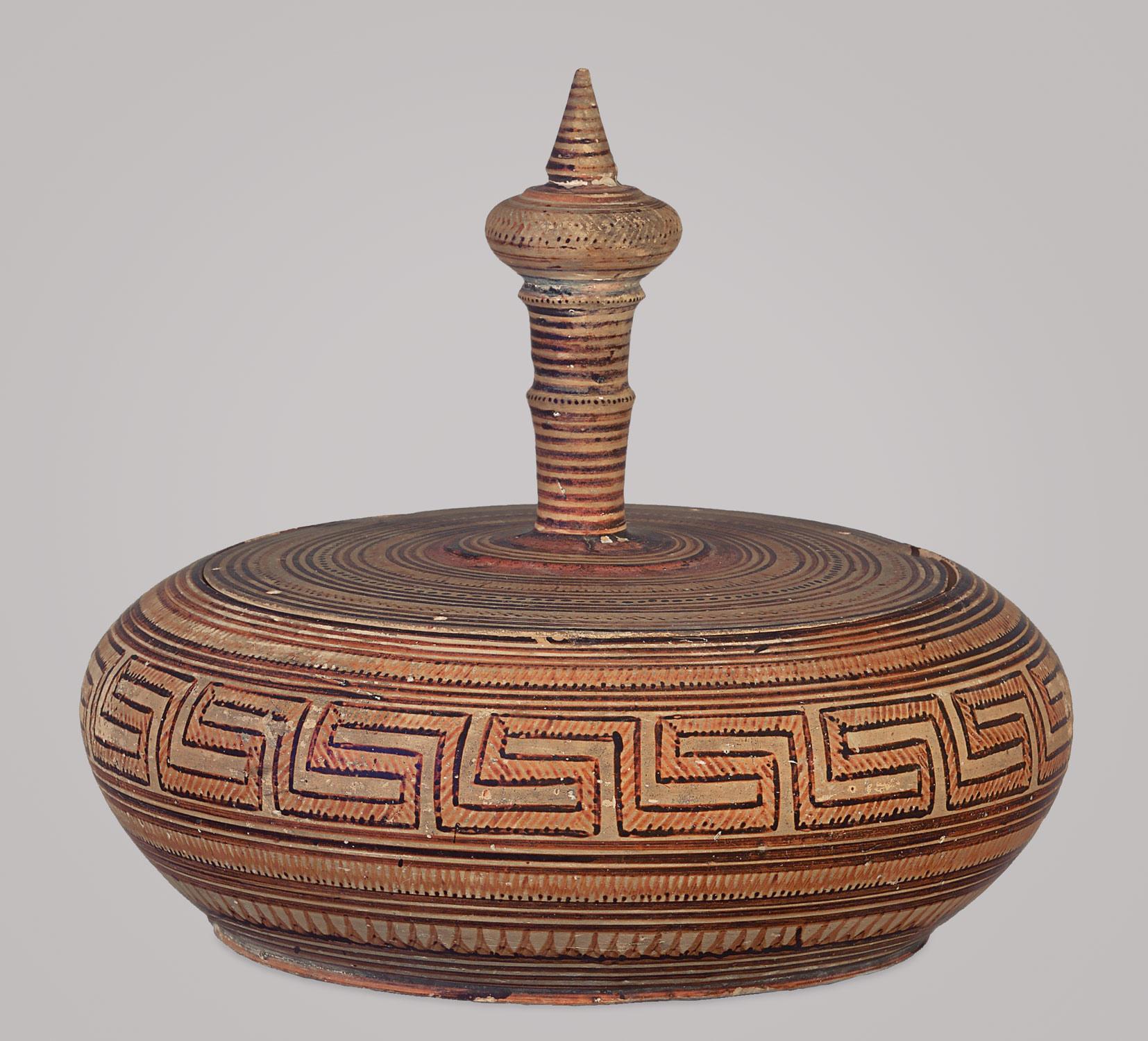 Geometric Art In Ancient Greece