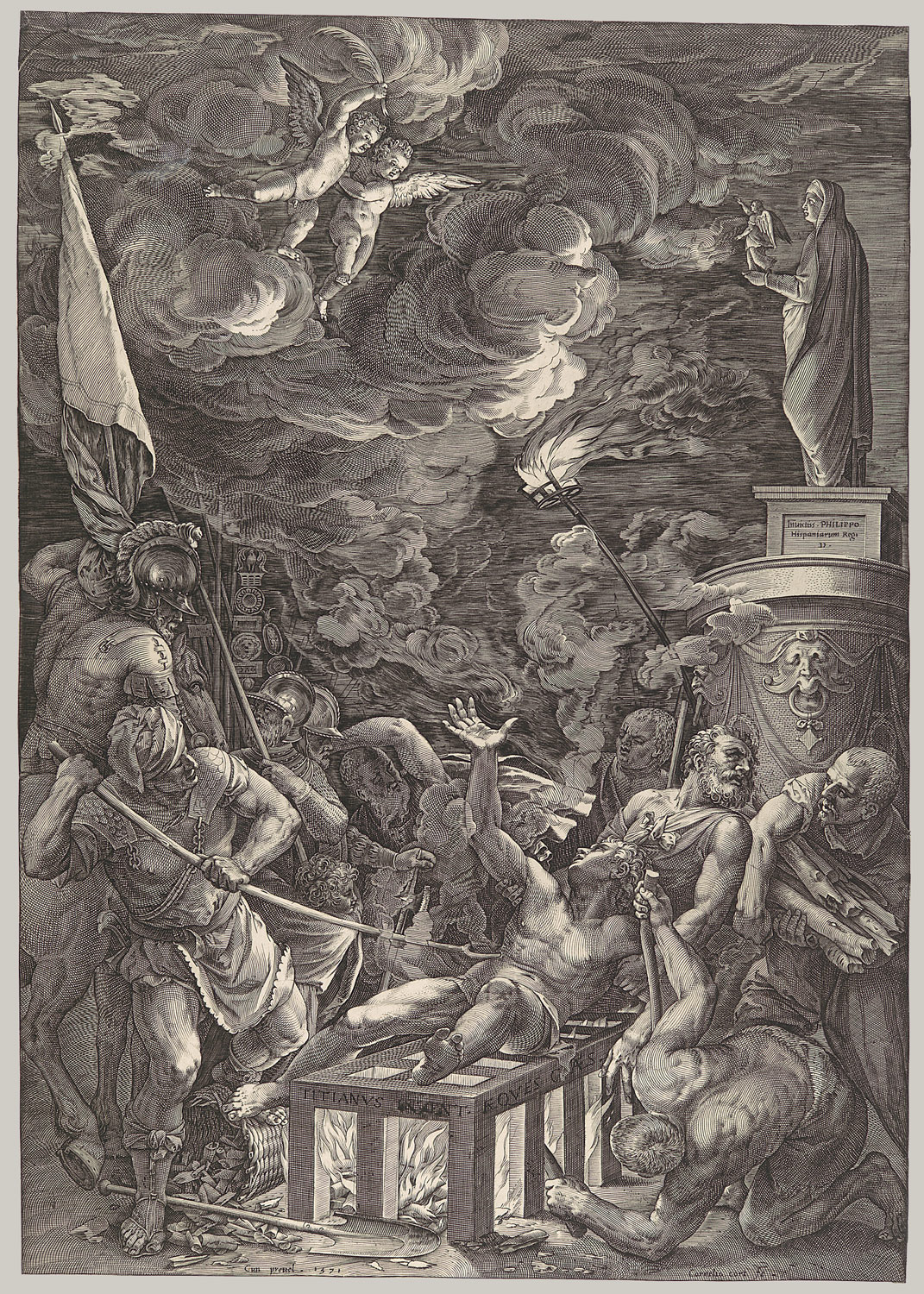 Martyrdom of St. Lawrence