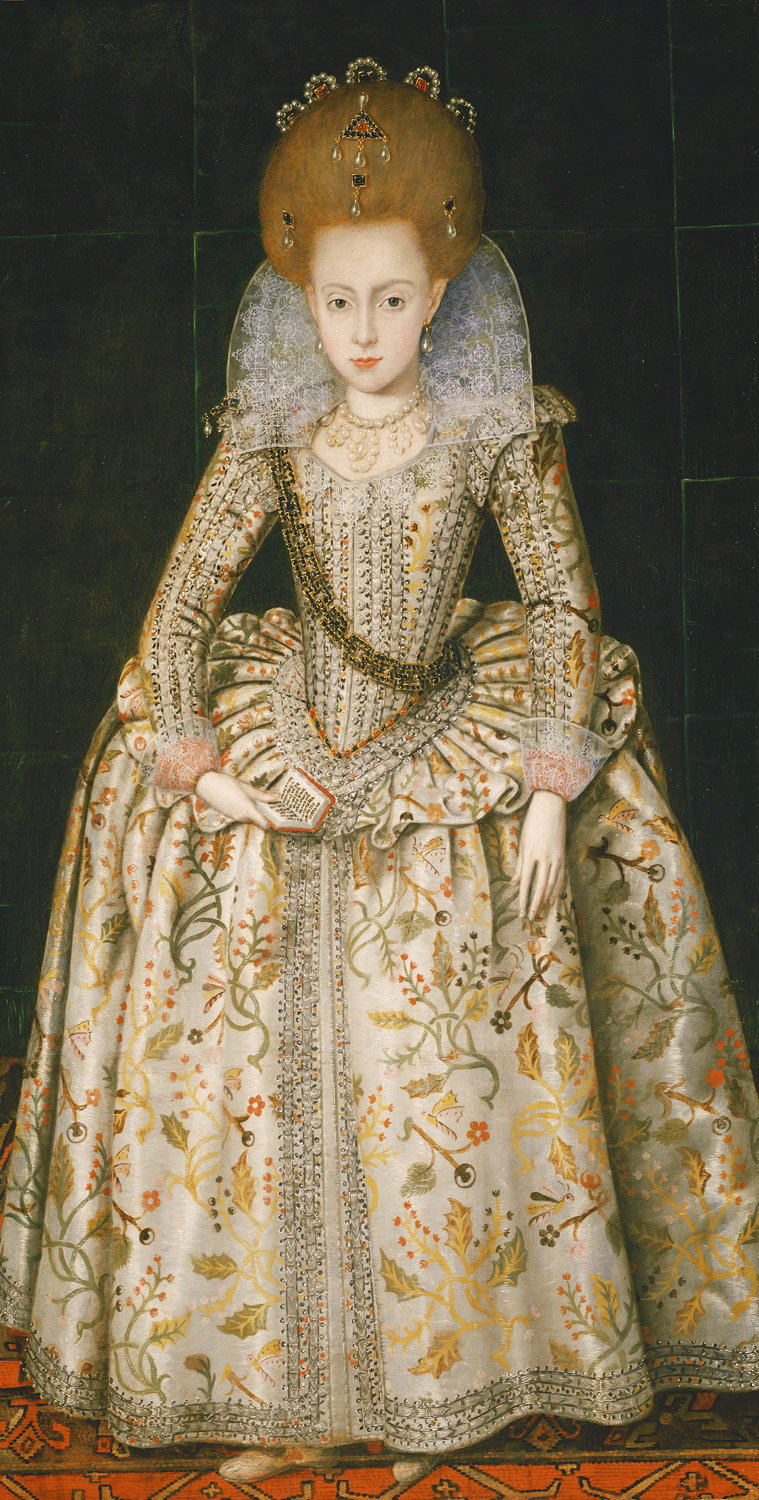 Princess Elizabeth (1596-1662), Later Queen of Bohemia
