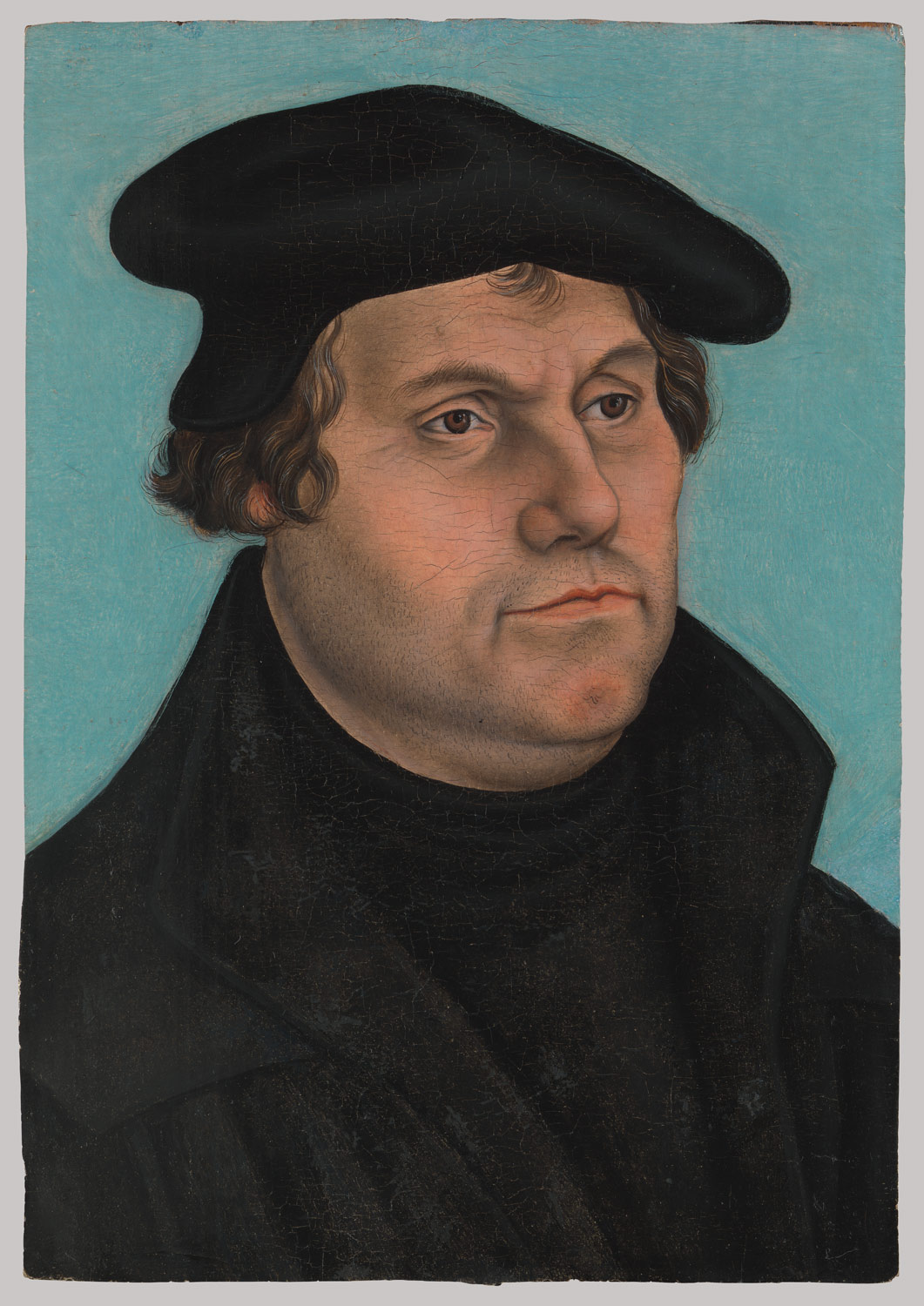 Captions; Martin Luther (1483–1546)