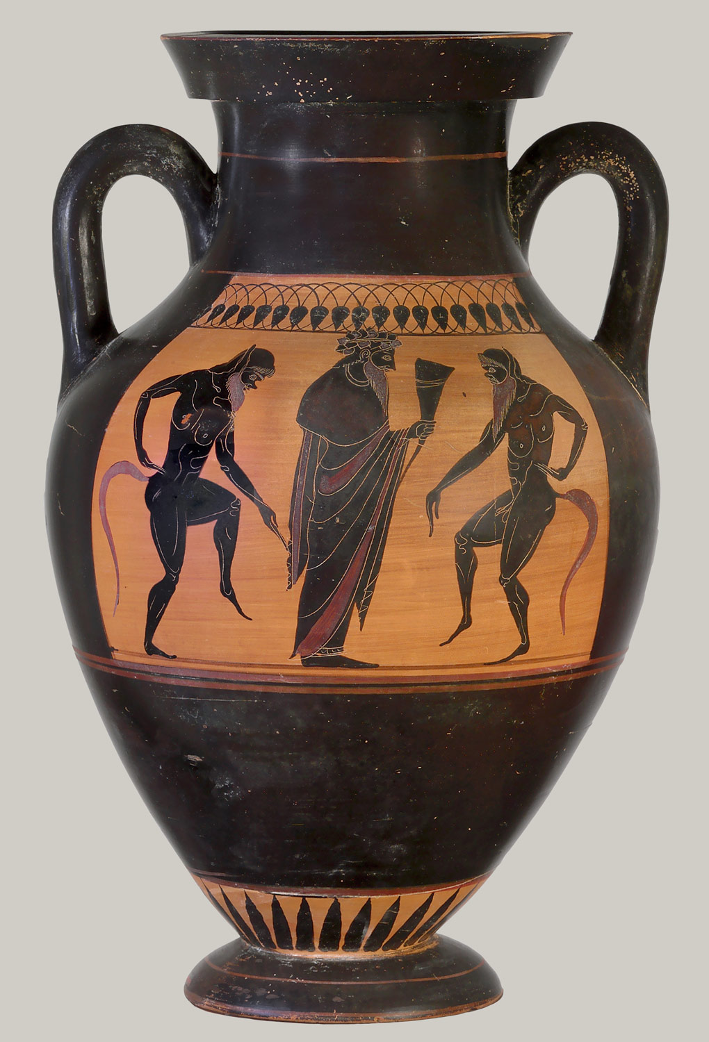 Athenian vase painting black and red figure techniques essay terracotta amphora jar reviewsmspy